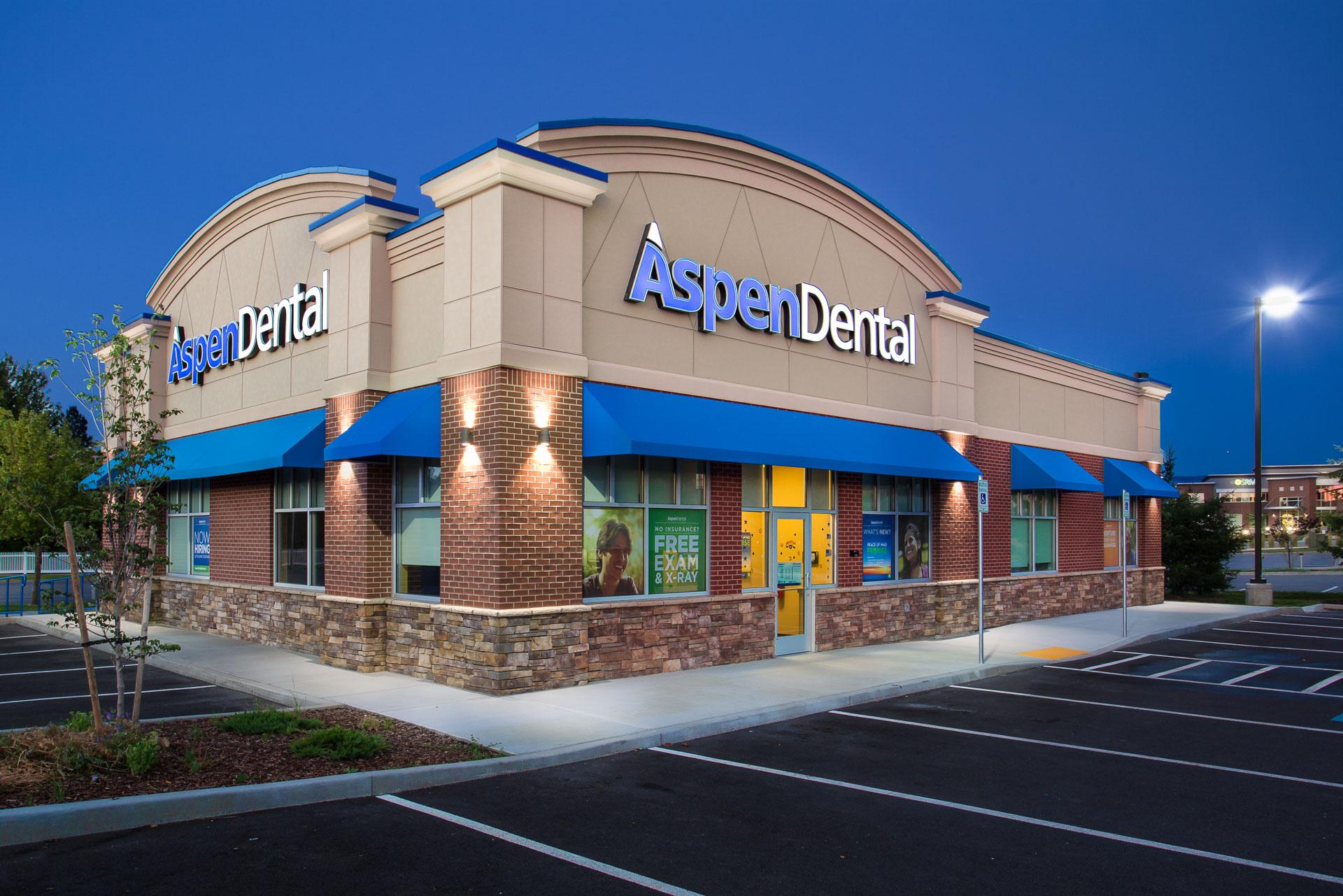 Aspen Dental Spokane Valley Rl Miller Photography Rl