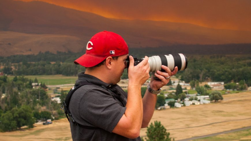 Rob Miller Spokane Photographer & Drone Pilot