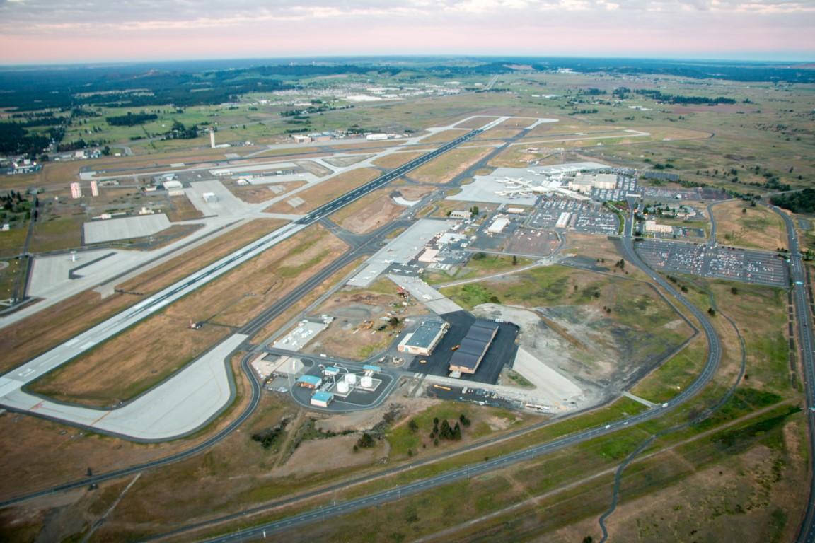 Spokane Hotels Airport