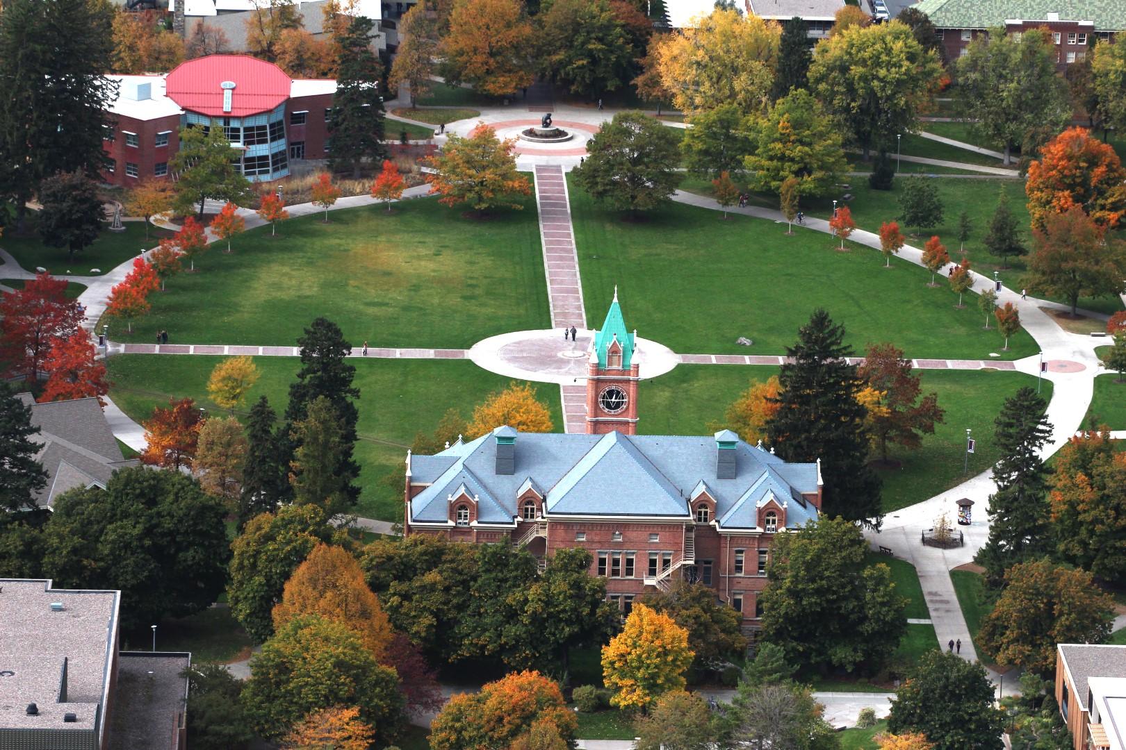 Panoramic: The University of Montana - Missoula - *RL ...
