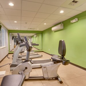 Spokane Hotel Photography - Fitness Room