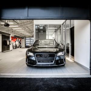 Audi Spokane - Audi RS7