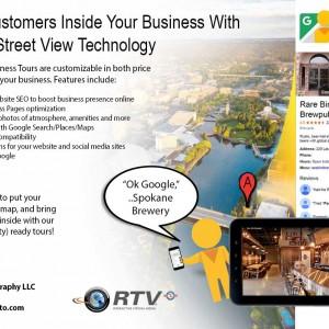 Spokane Google Business View Tours