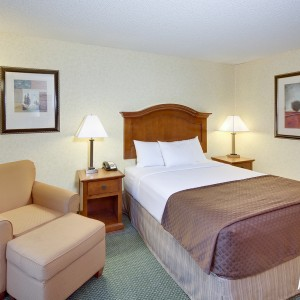 Red Lion Portland Airport Queen Room