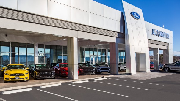 Autonation Littleton Ford