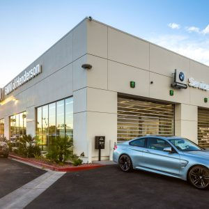 BMW of Henderson, Architectural Photography, Automotive Photography