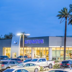 Scottsdale Ford Architectural Photography