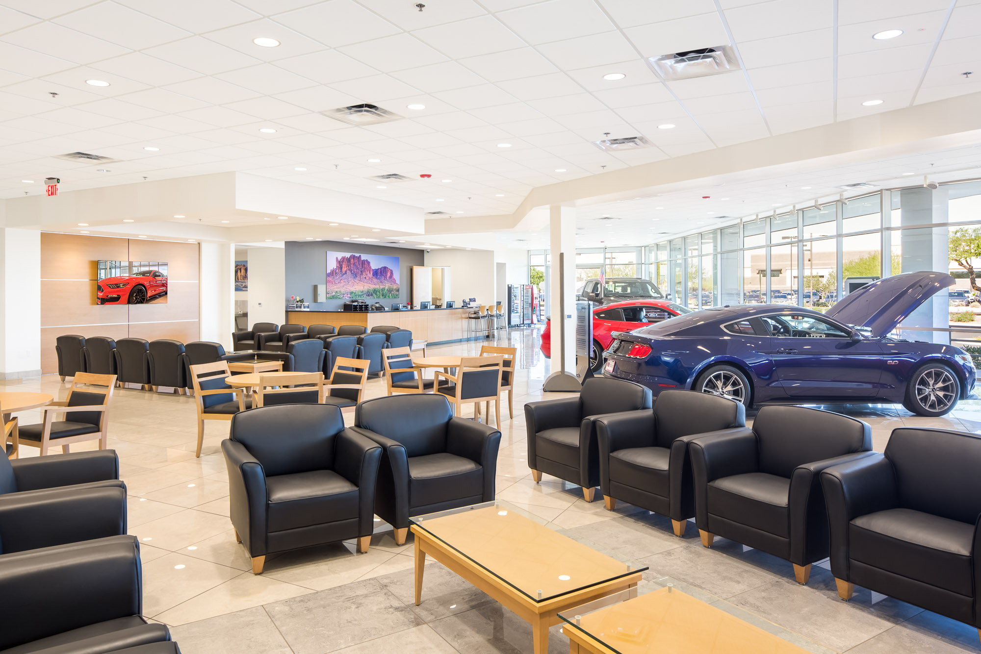 AutoNation Ford Scottsdale Serves The Areas Of Phoenix Glendale Mesa And Peoria Provides New Used Vehicles To Their Customers