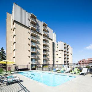 Altura Apartments Spokane Apartment Photographer
