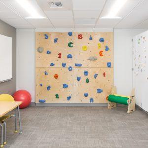St Lukes Rehab North Spokane Interior Design Photography