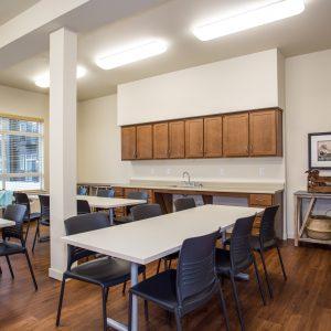 Affinity at Covington Interior Design Photography Craft Room