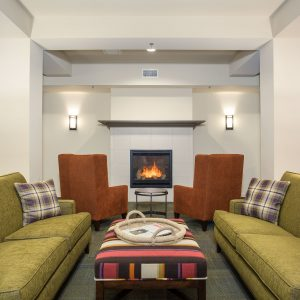 Affinity at Covington Interior Design Photography Living Room