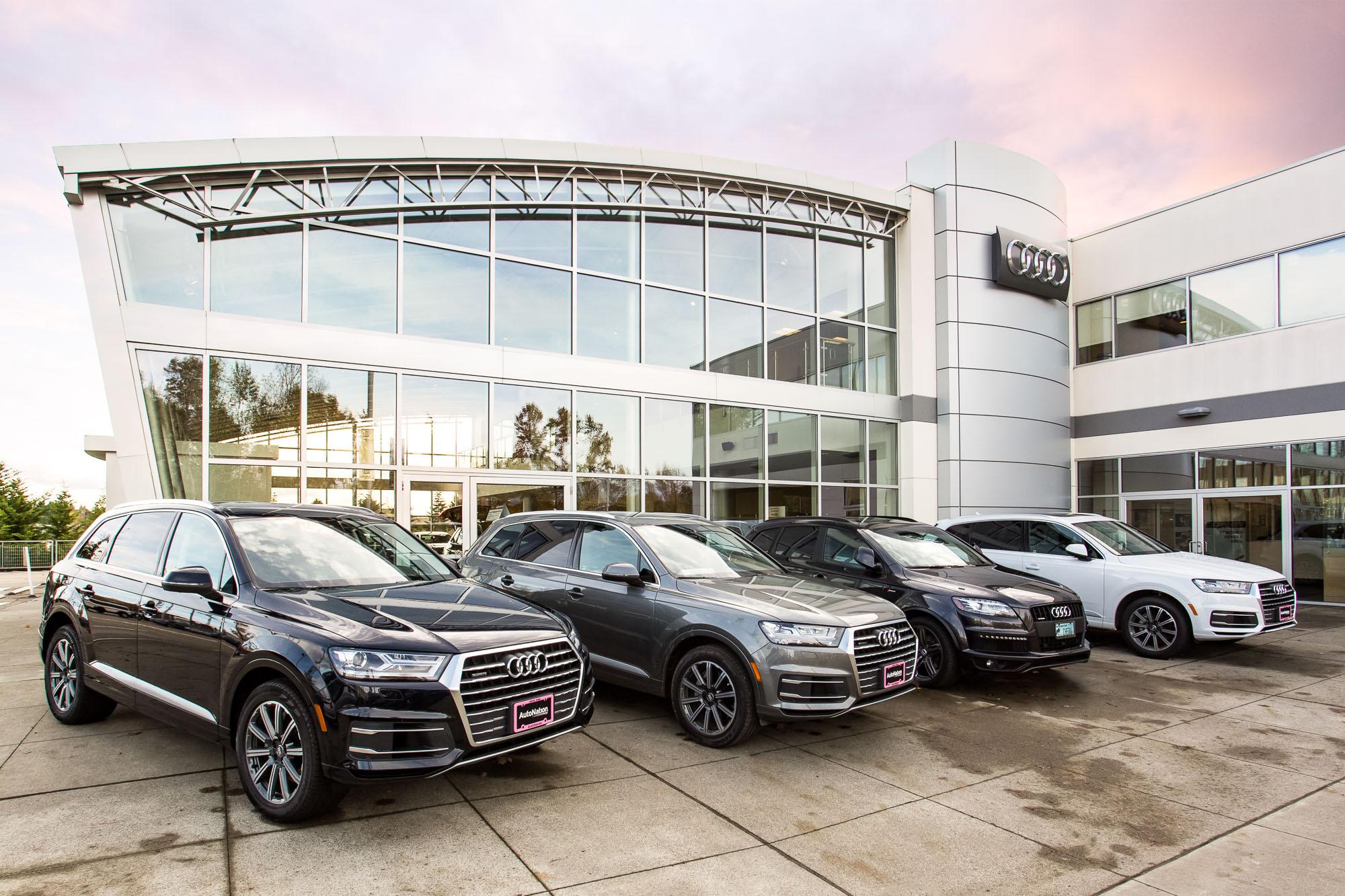 Bellingham Car Dealerships >> Autonation Bellevue Audi - *RL Miller Photography*RL Miller Photography