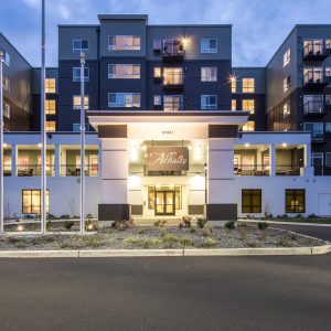 Affinity at Covington Architectural Photographer Seattle
