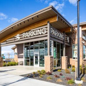 Spokane Airport Parking Architectural Photographer in Spokane