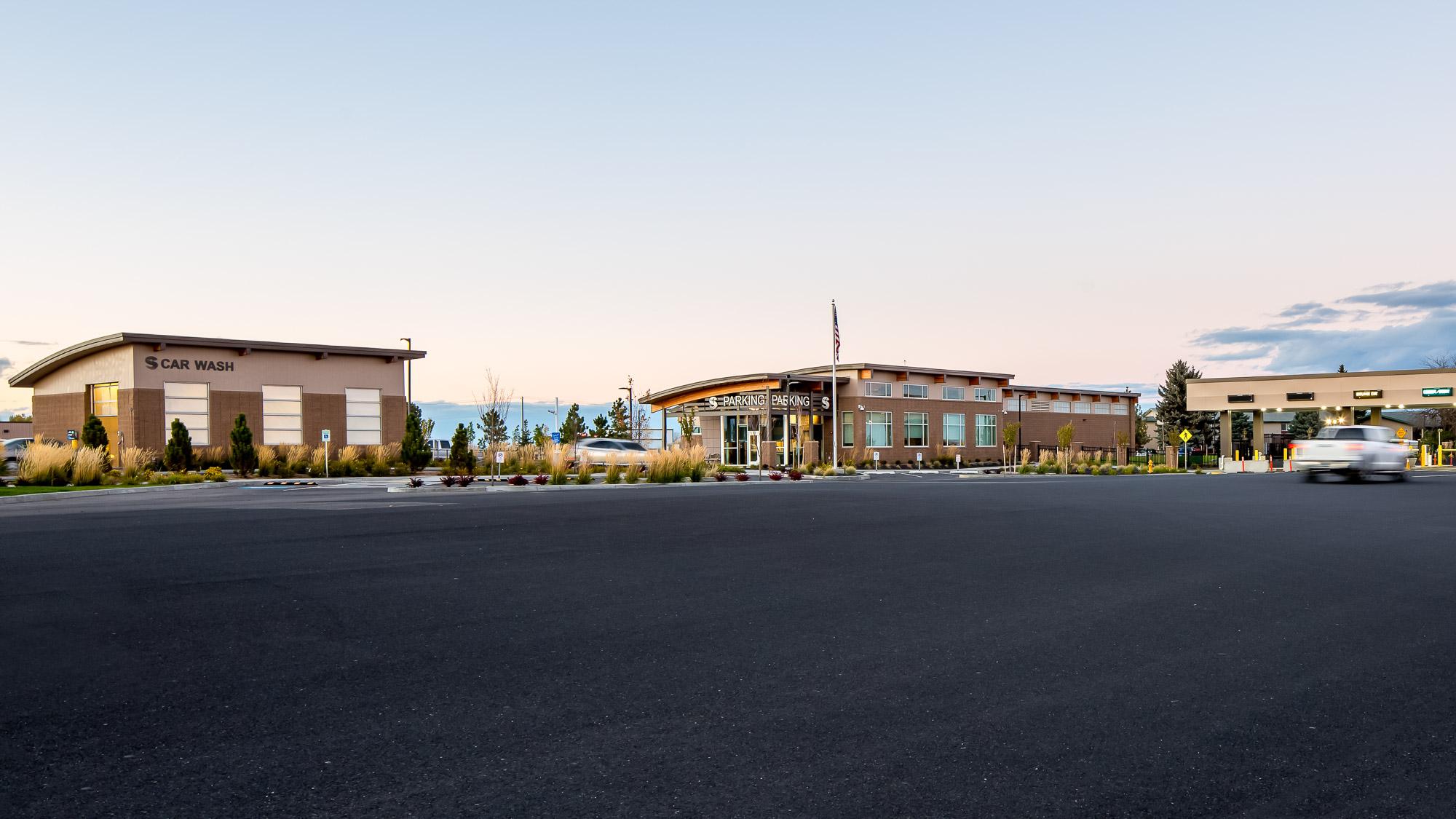 Car Wash Spokane Airport