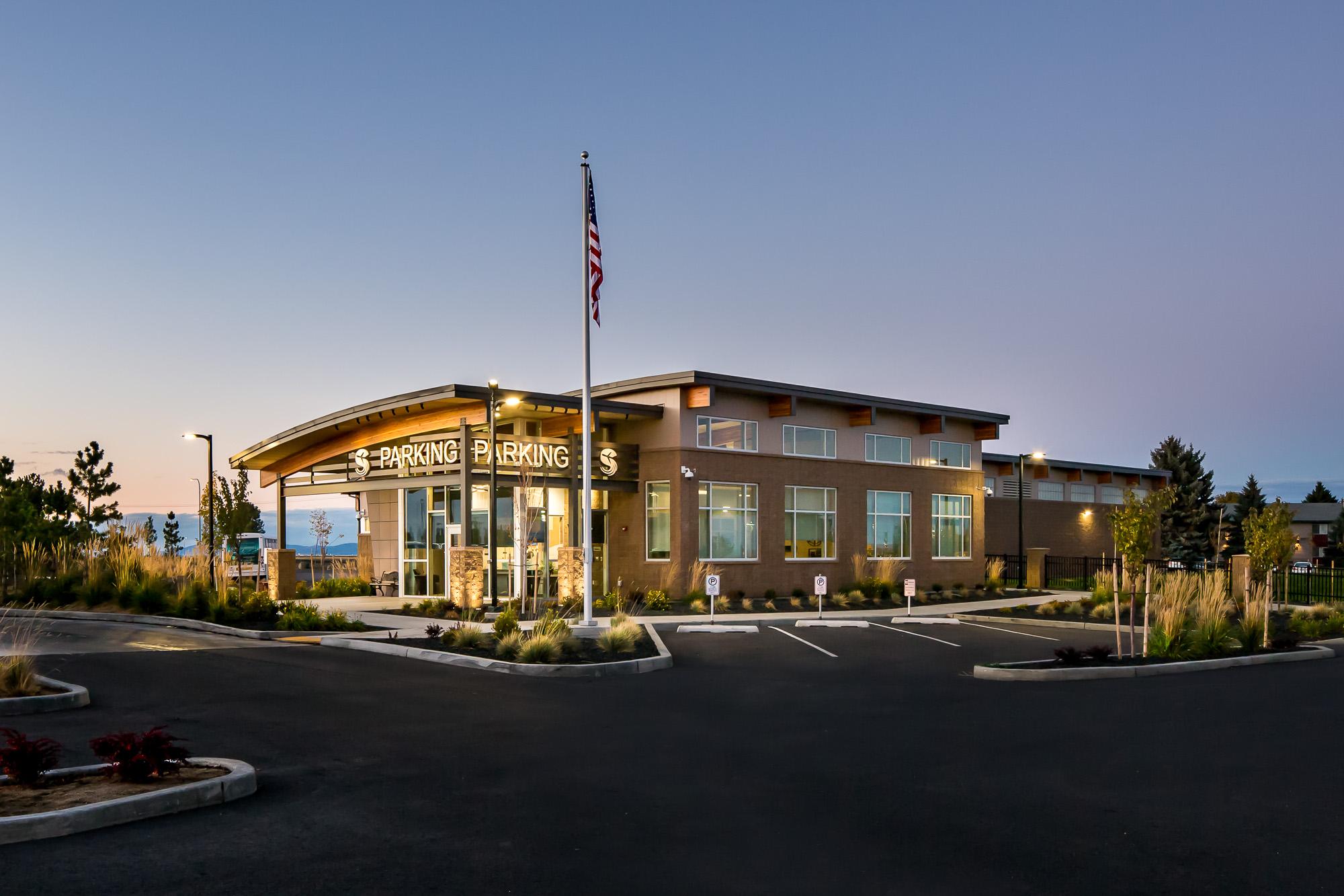 Spokane International Airport Parking Rl Miller