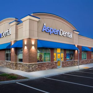 Commercial Photography, Aspen Dental Office