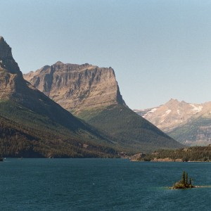 Glacier National Park - Film Camera