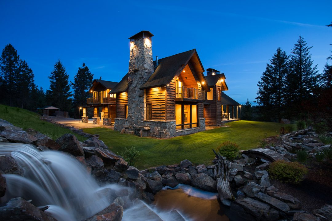North Idaho Luxury Real Estate Photography