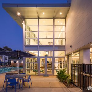 Southern California Architectural Photography Capital Yards