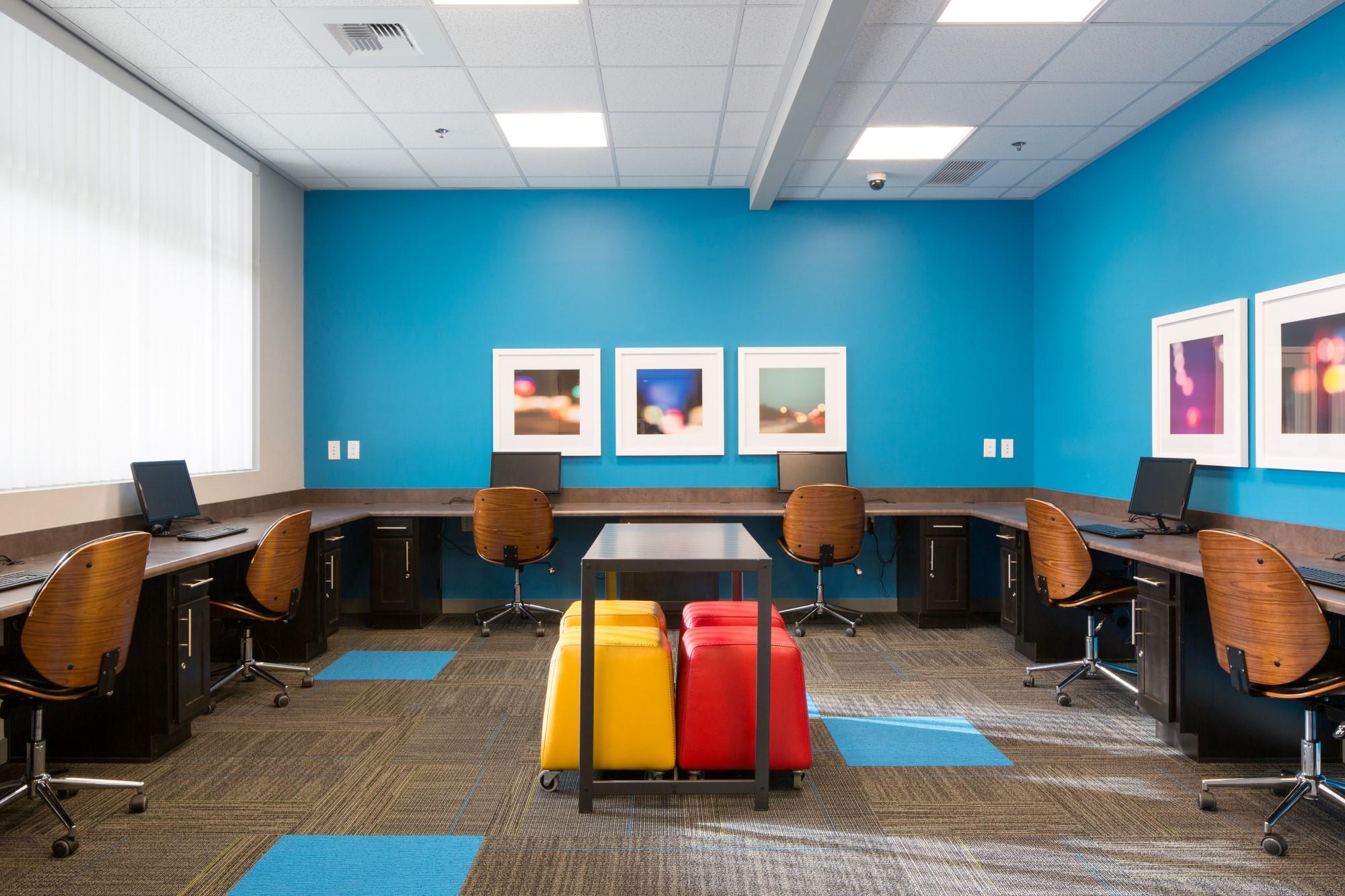 Polaris Covington Seattle Interior Design Photography