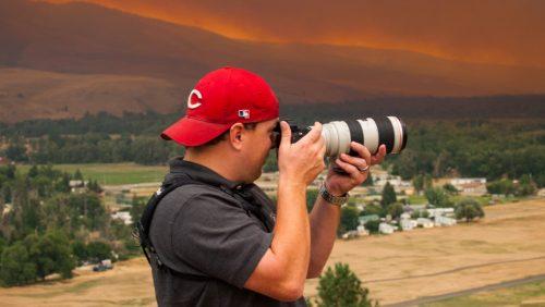 Rob Miller Spokane Photographer & Drone Pilot