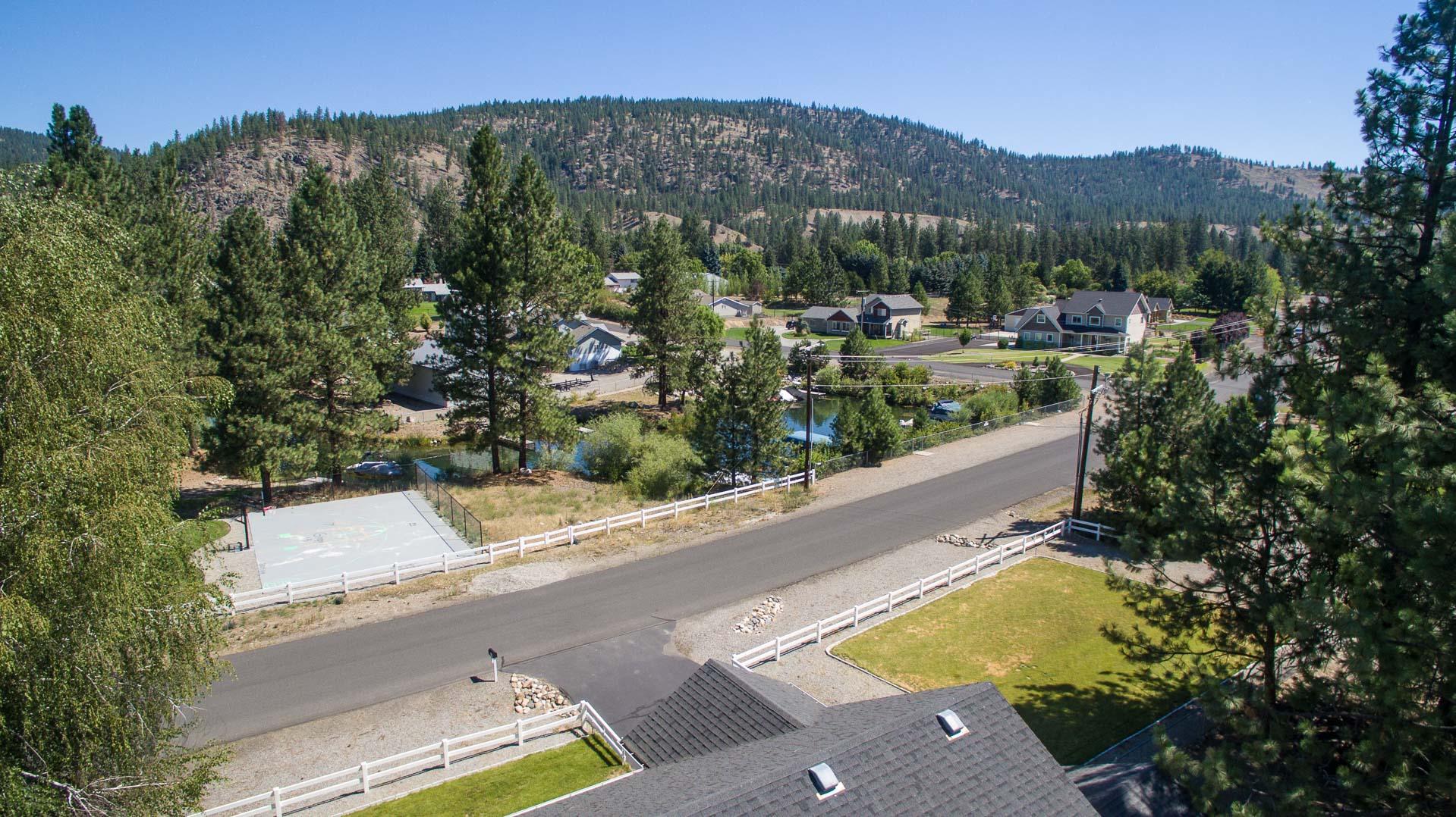 north spokane drone photography