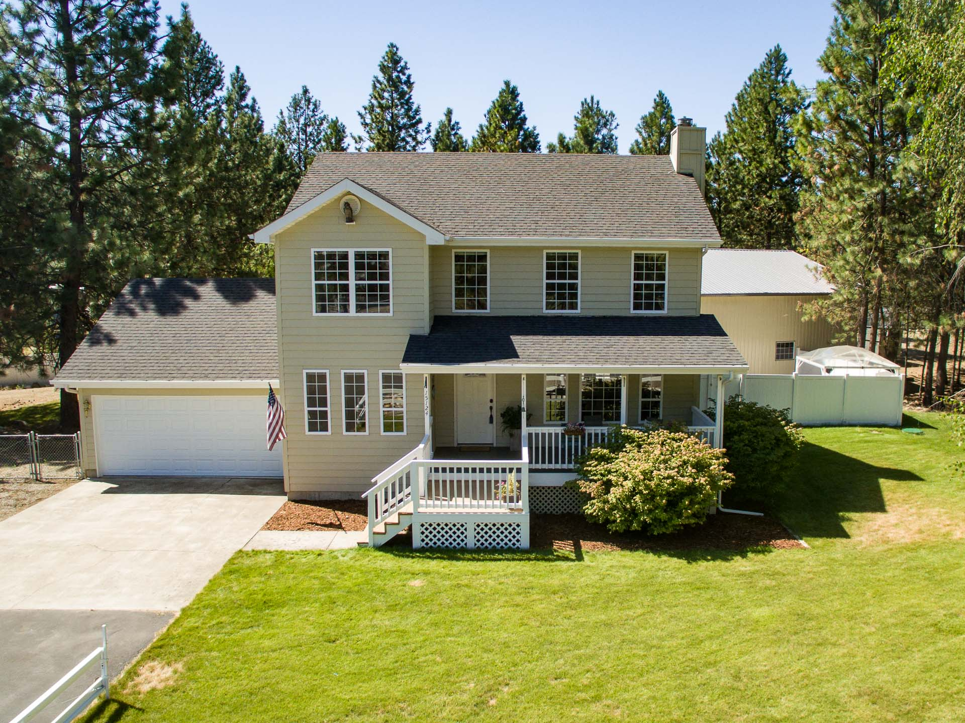 spokane drone photography for real estate