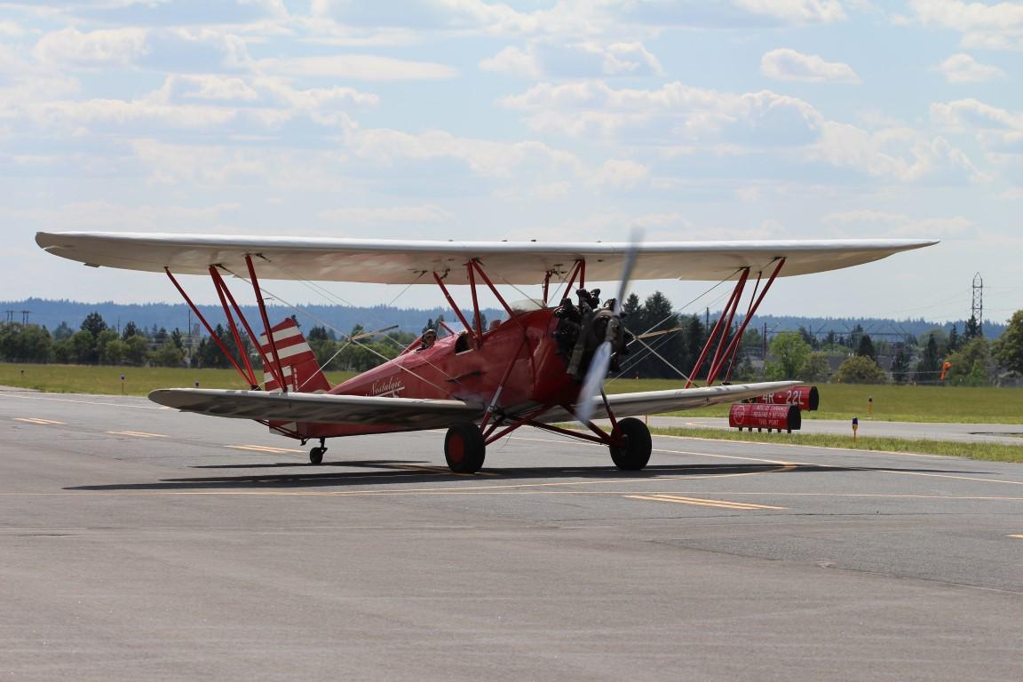 Spokane Biplane