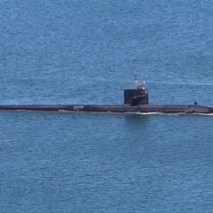 Submarine, San Diego