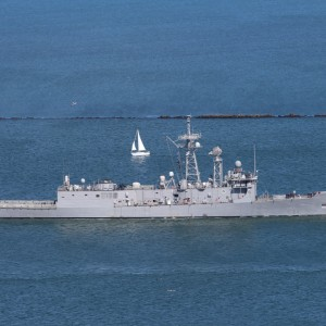 Battleship, San Diego