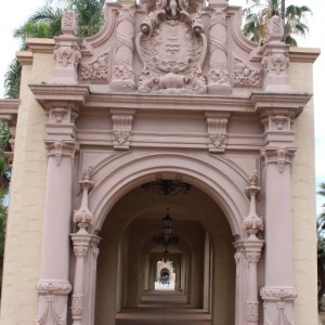 Balboa Park, San Diego CA