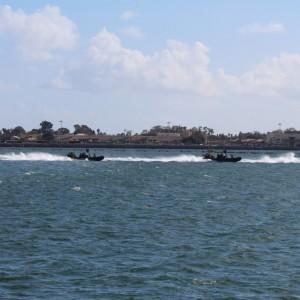 Marine Tactical Rafts, San Diego