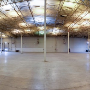 Liberty Lake Business Park Warehouse Panoramic
