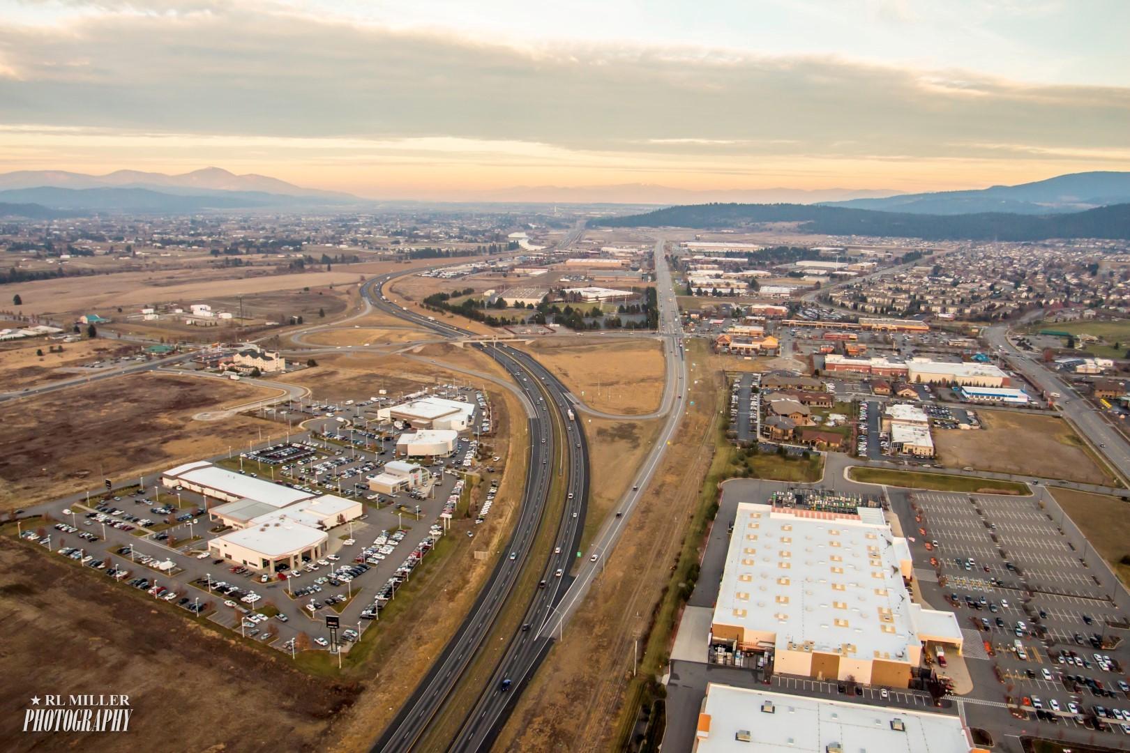 Rl Miller Photography Spokane Aerial Photography Rl