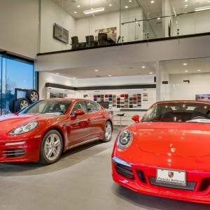 Bellevue Porsche