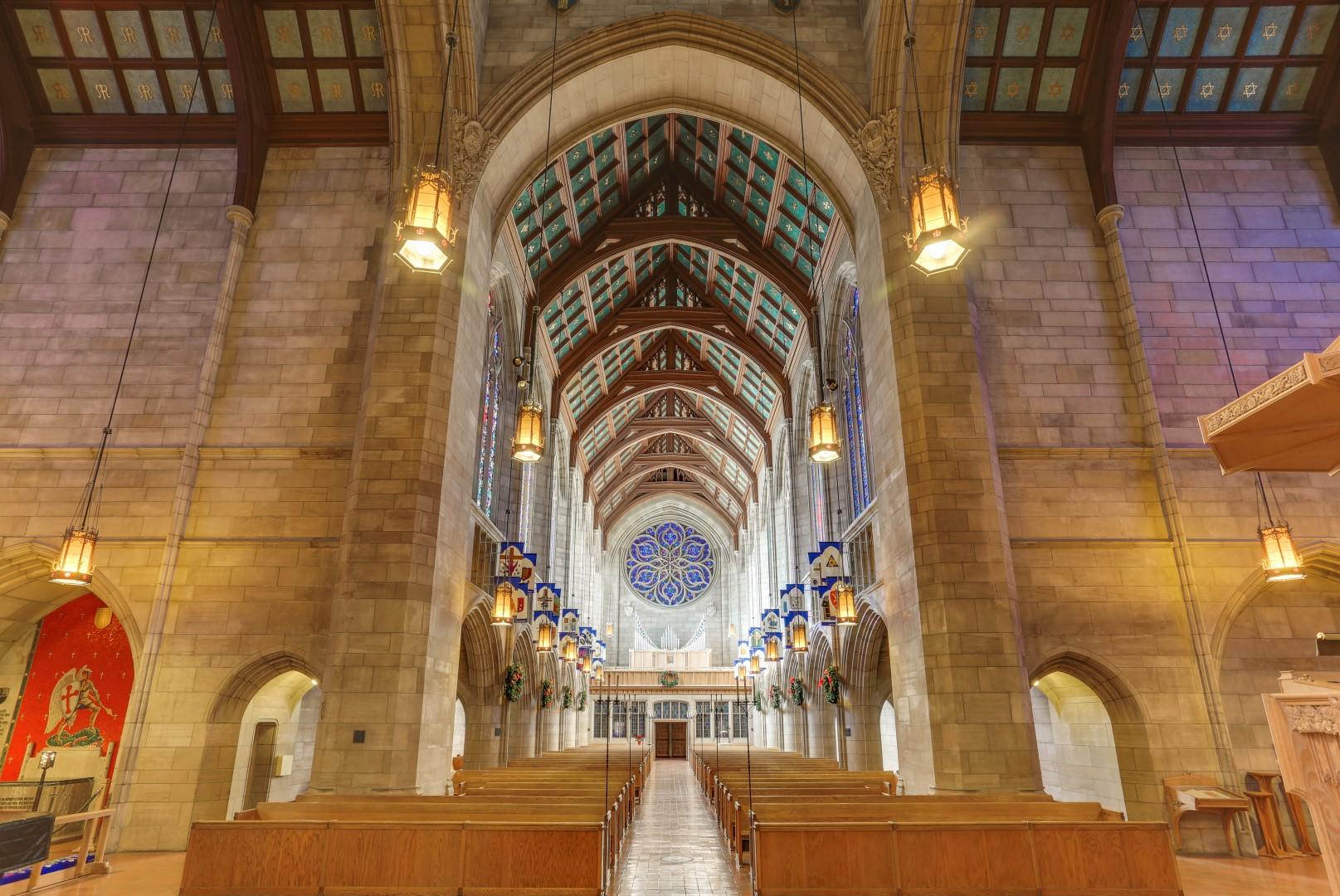 Spokane Cathedral