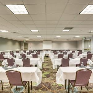 Spokane Hotel Photography - Conference Room