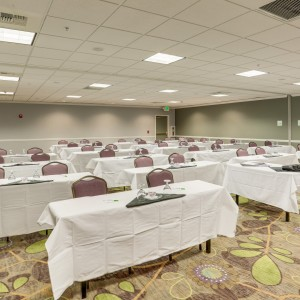 Spokane Hotel Photography - Conference Room