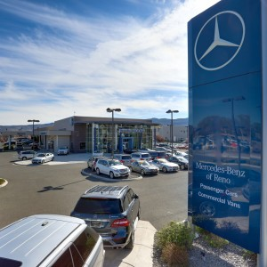 Mercedes Benz of Reno Nevada
