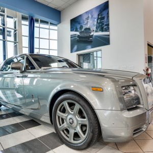 Rolls Royce Phantom Aviator Edition