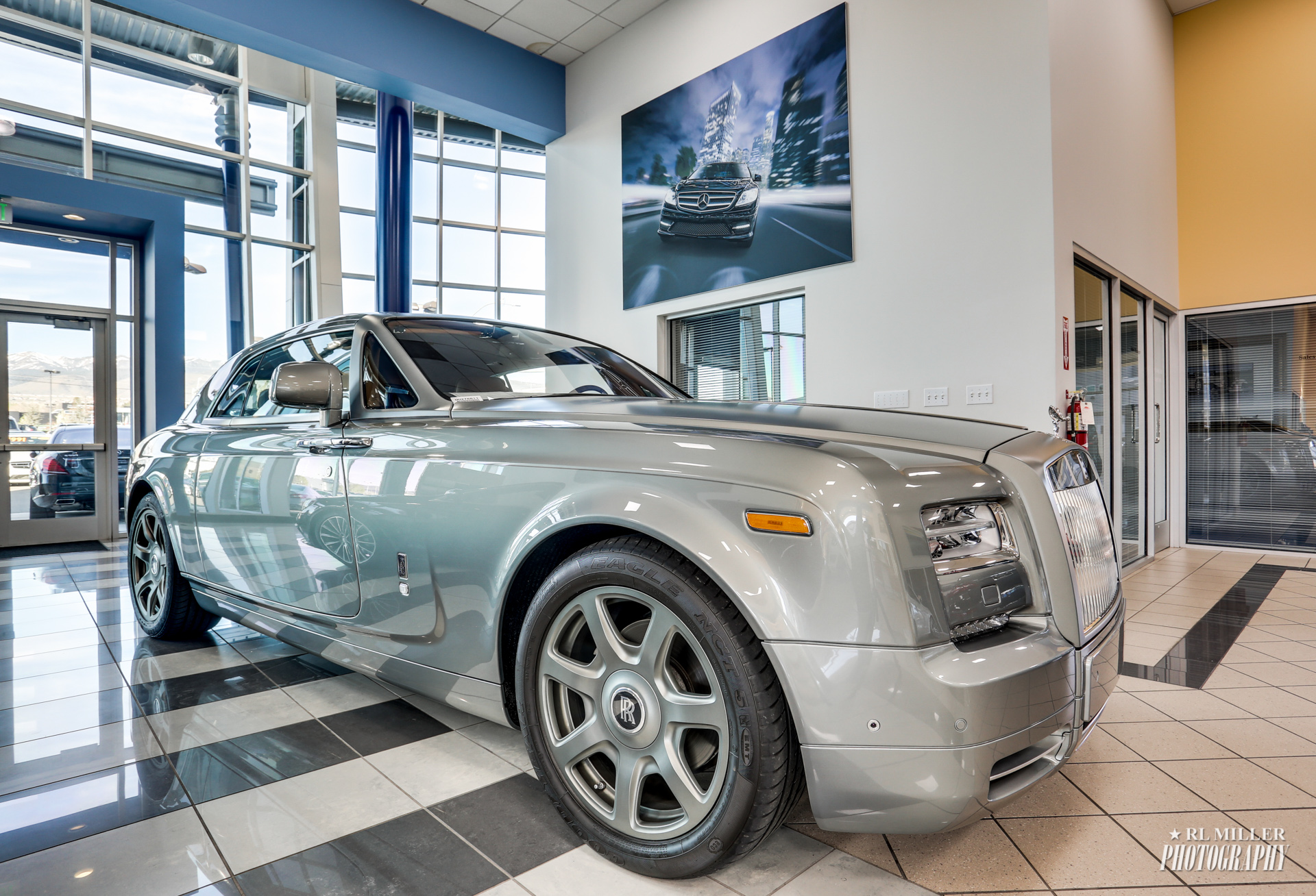 Rolls Royce Phantom Aviator Coup 233 Rl Miller Photography Llc