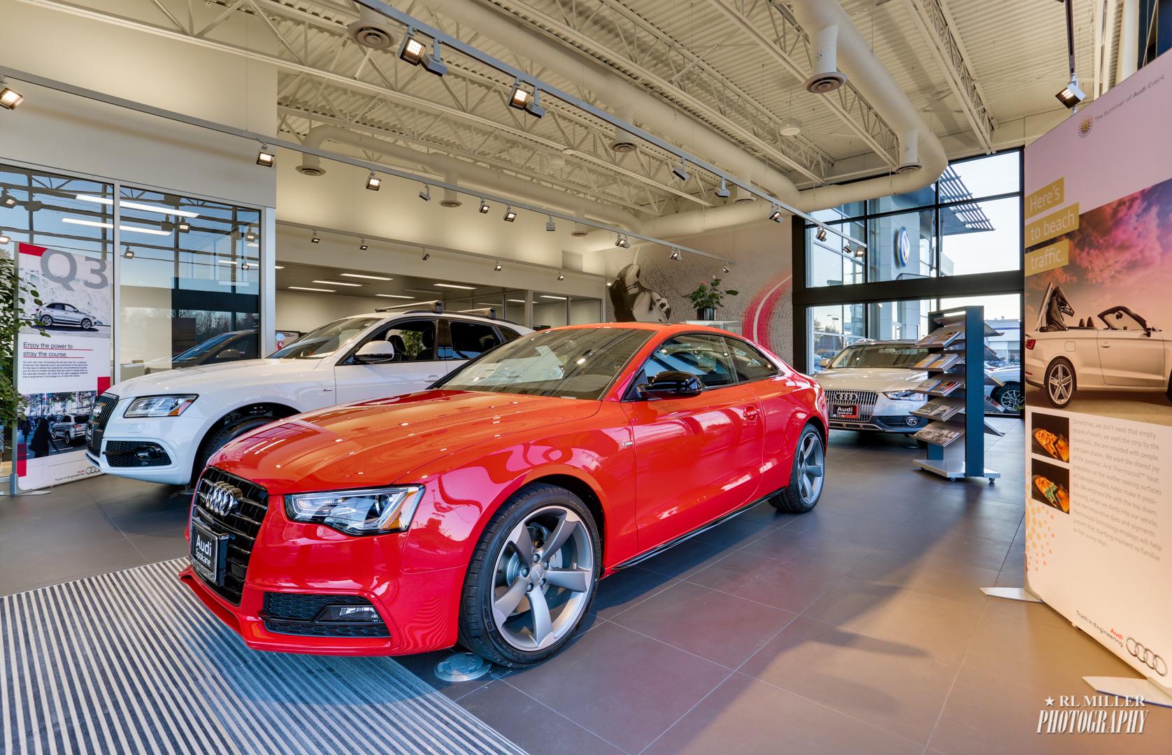 Audi Spokane RL Miller Photography - Audi spokane