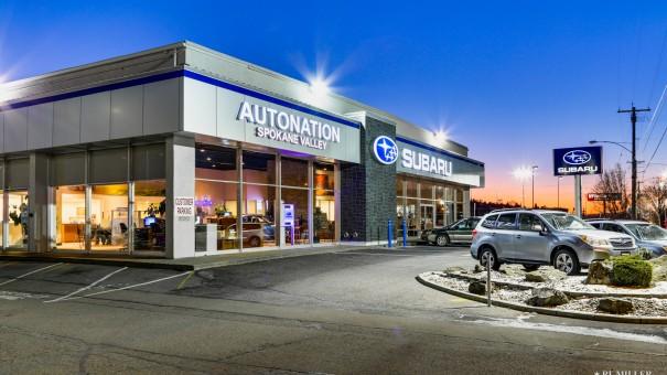 Autonation Subaru Spokane