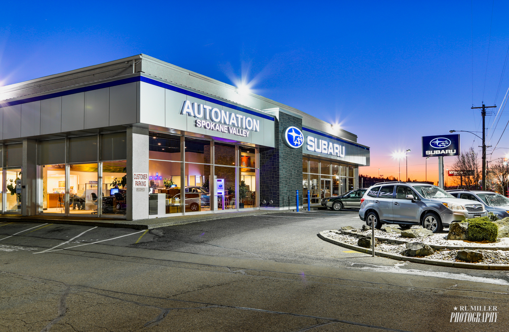 Autonation Subaru Spokane