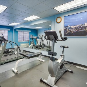 Red Lion Portland Airport Gym
