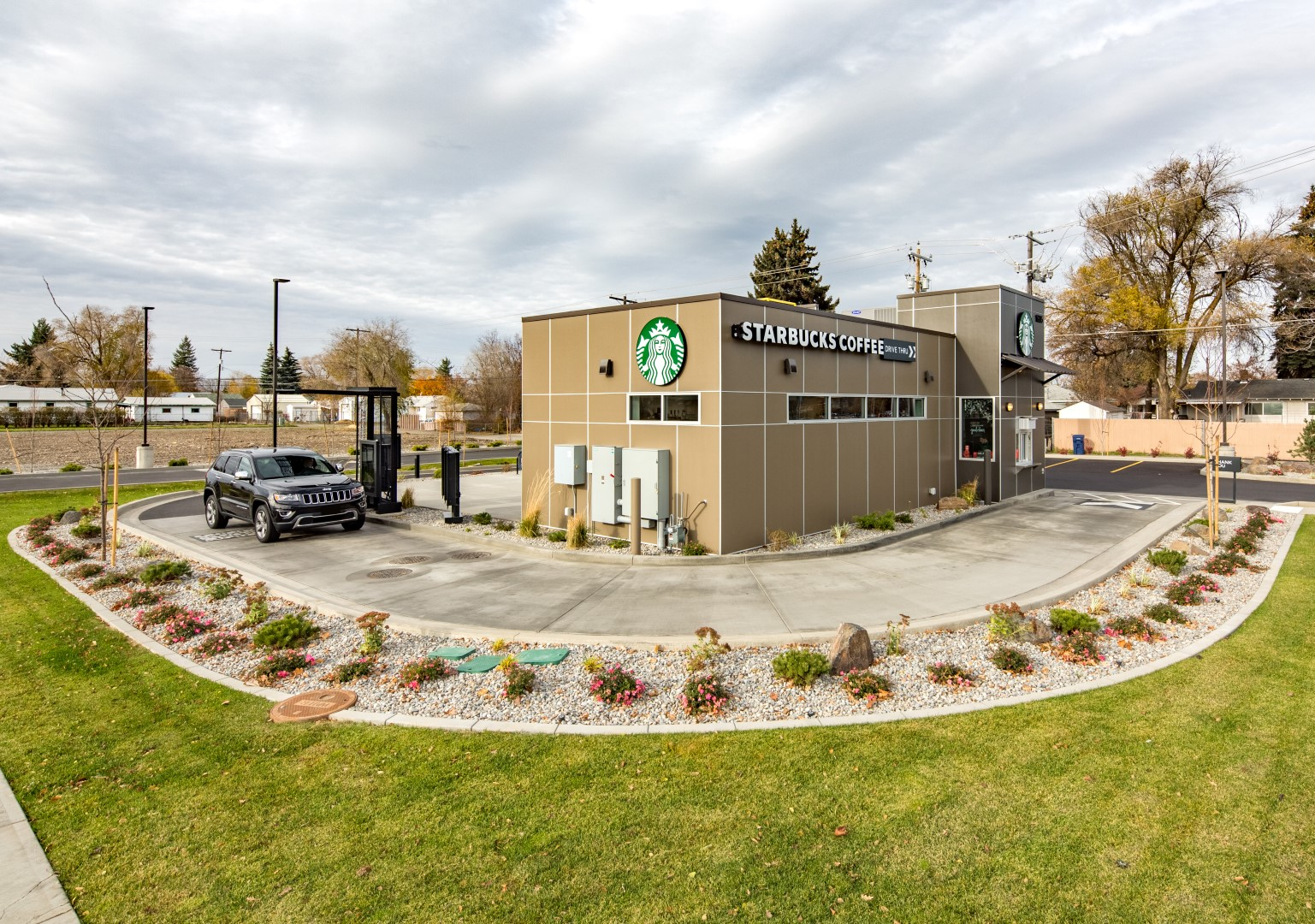 Starbucks on Greene Street, Spokane