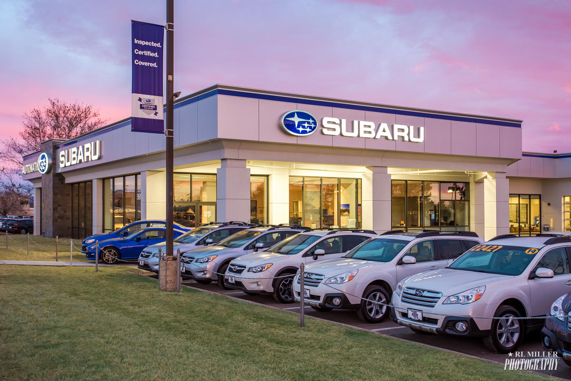 Subaru Arapahoe