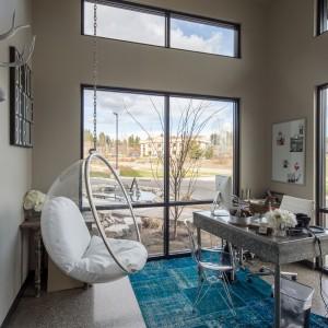 Aspen Homes Modern Office